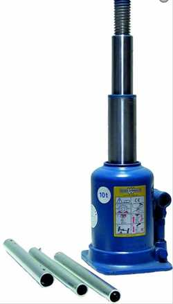 Weber Hydraulik   ATPX 12-230 Jack m. Pump. Image