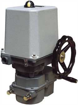Zpa Pecky MOKED Series Electric Actuator Image